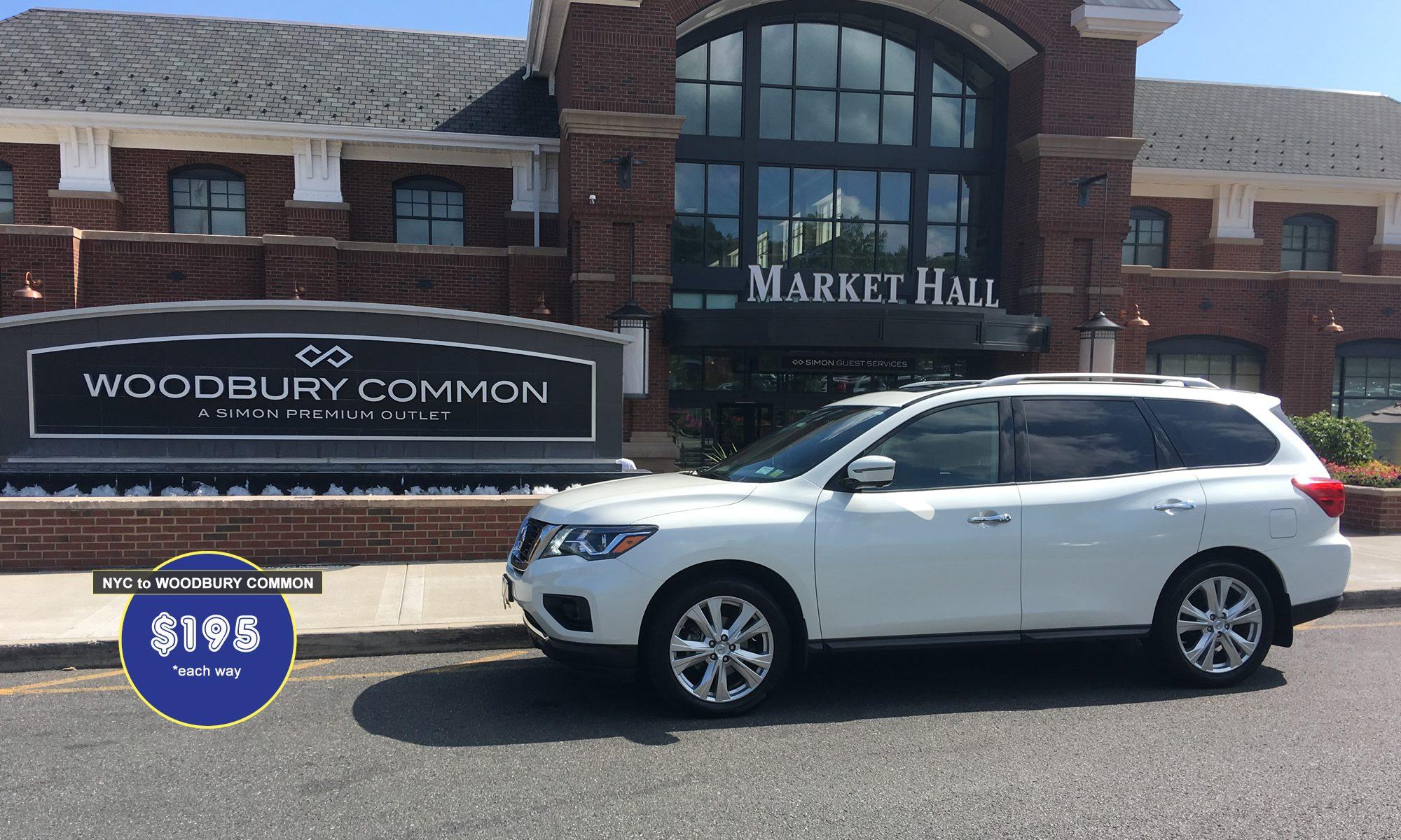 Woodbury Common Transportation